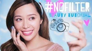 #NoFilter Beauty Tutorial Thumbnail