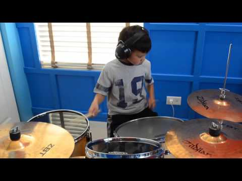 Ziggy Marley - True To Myself (Drum Cover)