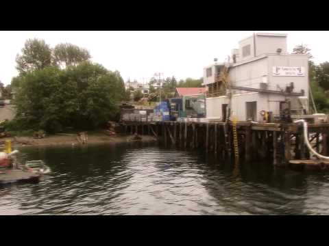 Boat Trip   Port Alberni to Ucluelet return