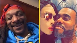 "Snoop Dogg Reacts To Lil Duval's ""Robot"" Girlfriend!"