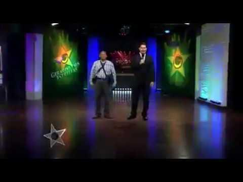 """Apóstol Santiago Zuniga - Entrevista en el programa """"Gerardo y sus estrellas"""" Canal 10"""