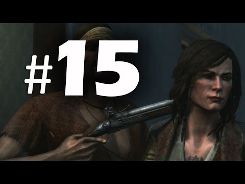 Assassin's Creed 4 Black Flag Gameplay Walkthrough Part 15 - Unmanned 100% Sync
