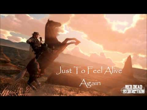 Far Away w/lyrics ~ Red Dead Redemption Tribute