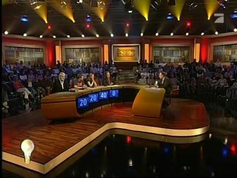 BESSERWISSER - Comedy-Quizshow mit Oliver Welke, Oliver Kalkofe, Elton & Co. (2007)