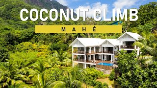 "Villa ""Coconut Climb"" on Mahé, Seychelles"