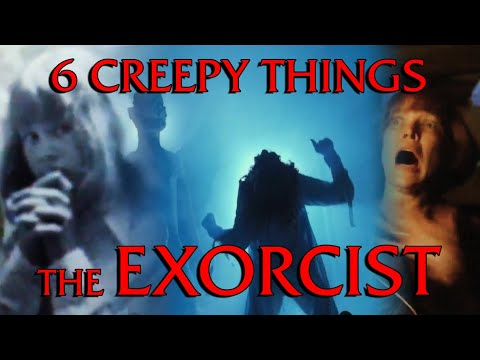 6 creepy things hidden in THE EXORCIST