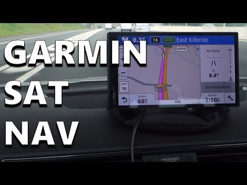 Garmin DriveSmart 61 (LMT-D) - A Gorgeous 6.95\