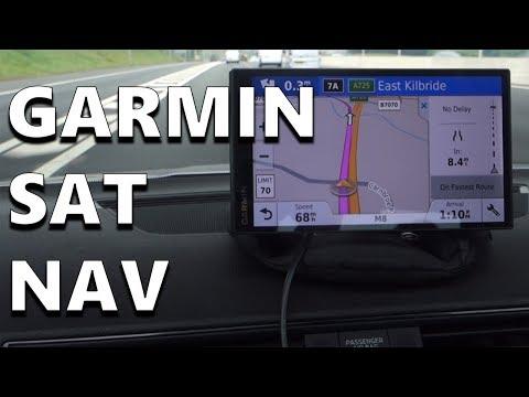"""Garmin DriveSmart 61 (LMT-D) - A Gorgeous 6.95"""" Sat Nav"""