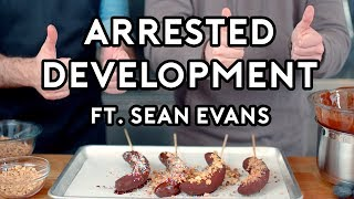 Download Binging with Babish: Arrested Development Special (feat. Sean Evans) Mp3 and Videos