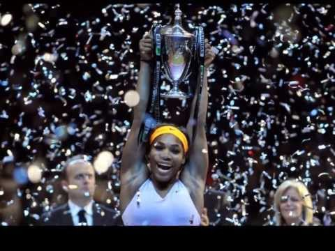 Serena Williams 2013 WTA Champion and World #1 - Simply the Best!