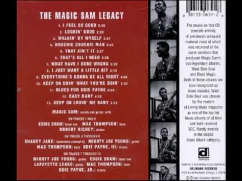 Magic Sam - The Magic Sam Legacy (Full Album)