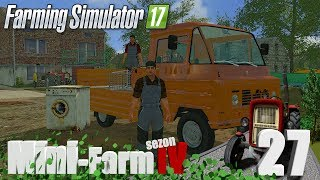 "Farming Simulator 17 Mini-Farm #27 - ""Wywóz złomu"""