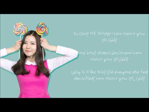 Lim Kim - Goodbye 20 (Han/Rom/Eng Lyrics)