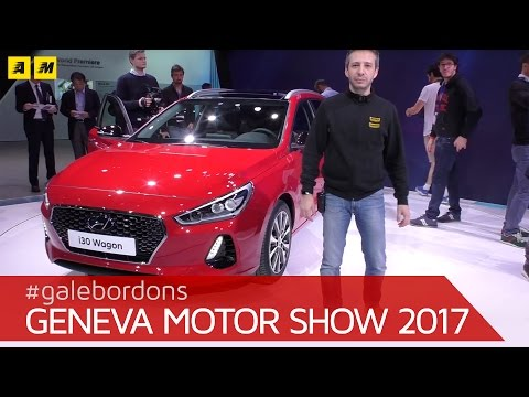 Nuova Hyundai i30 wagon Salone di Ginevra 2017 ENGLISH SUB