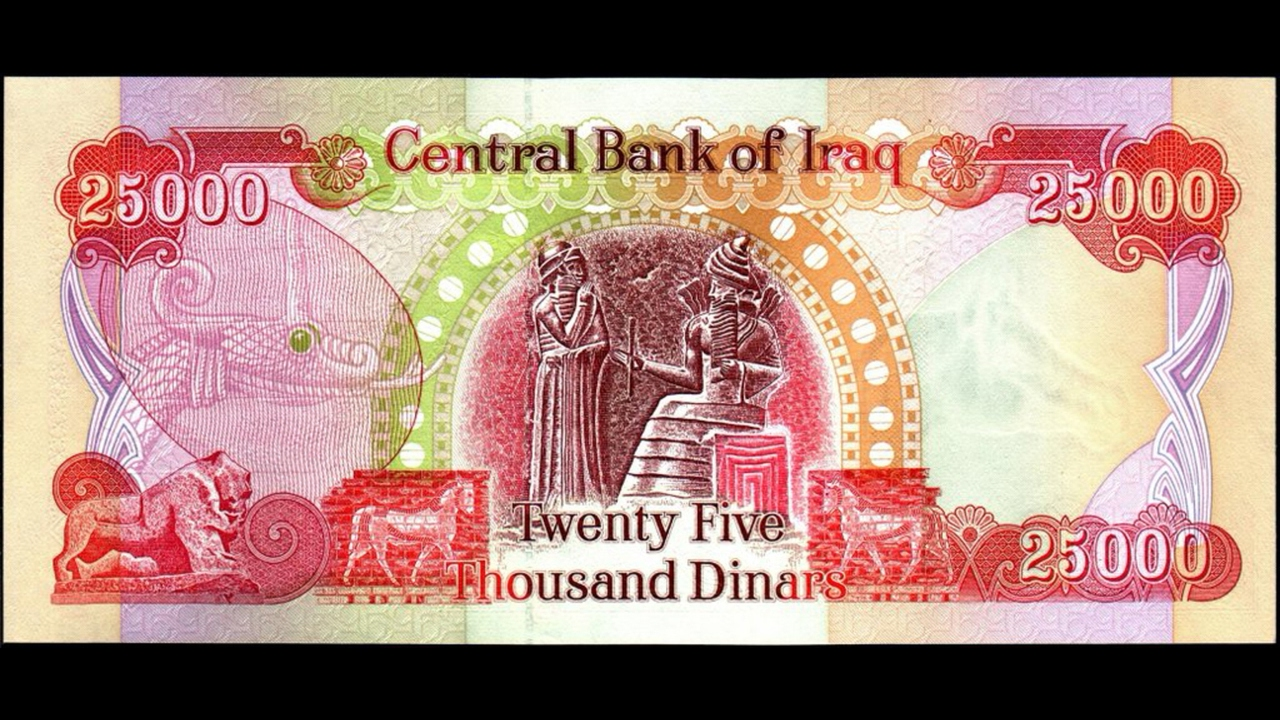 History Of Iraqi Dinar Exchange Rate Symbol Iqd