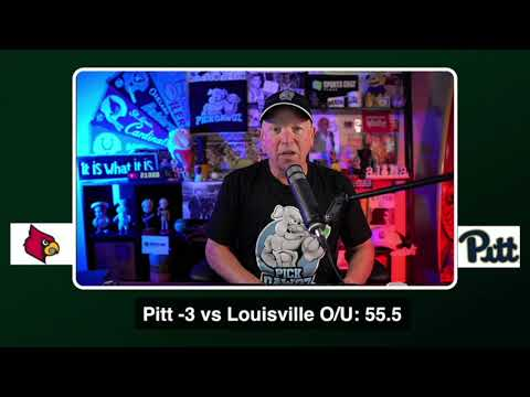 Pitt vs Louisville Free College Football Pick and Prediction CFB Tips  Saturday 9/26/20 | PickDawgz