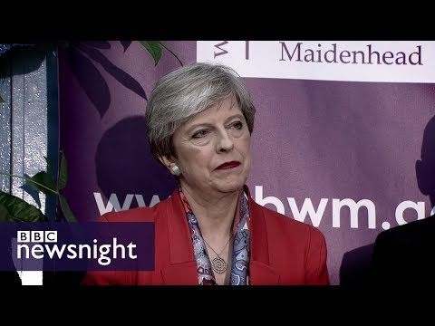 Have Theresa May's fortunes changed? - BBC Newsnight