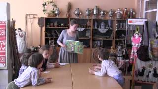 Урок развития речи в разновозрастной группе