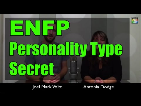 ENFP Functions and Characteristics - Joseph Chris Partners