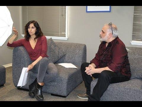 Ramzi Salti Hosts Yasmine Hamdan at Stanford (FULL VERSION)
