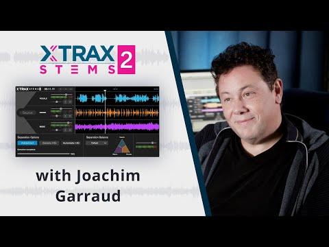 XTRAX STEMS 2   Joachim Garraud