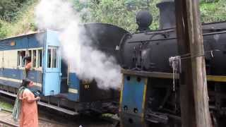 Rail from Coonoor to Ooty on Nilgiri Mountain, India visit by Arun Kumar B