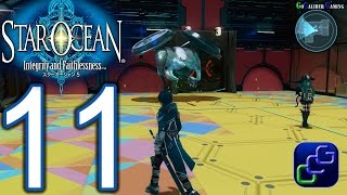 Star Ocean Integrity and Faithlessness PS4 Walkthrough - Part 11 - Cryptic Research Facility