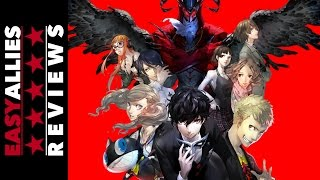 Persona 5 - Easy Allies Review