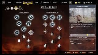 God Of War #11 - ps4 - (Gameplay AO VIVO com comentários pt-br)