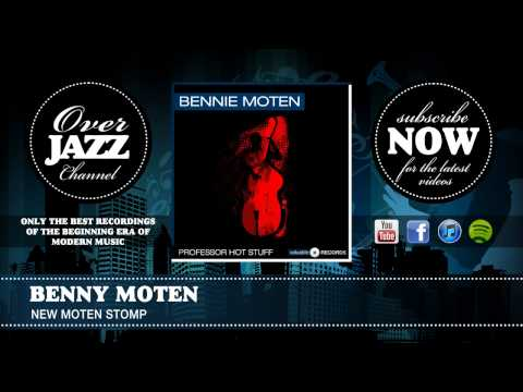 Benny Moten - New Moten Stomp (1930)