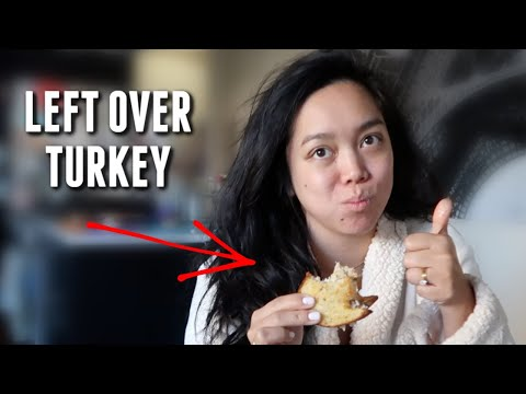 Do THIS with your LEFTOVER TURKEY! thumbnail