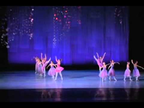 waltz of the flower - Enchanted Ballets, Effie Nanas ballet '11.flv