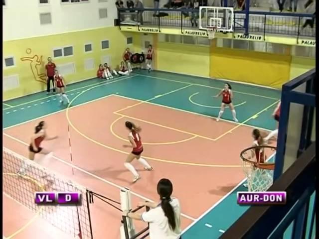 Aurelio SG vs Don Bosco Nuovo Salario - 1° Set