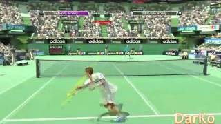 Virtua Tennis 4 XBOX 360 ISO