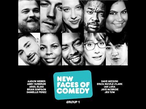 New Faces of Comedy - Ariel Elias