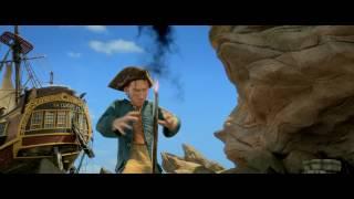Робинзон Крузо: Очень обитаемый остров - Trailer