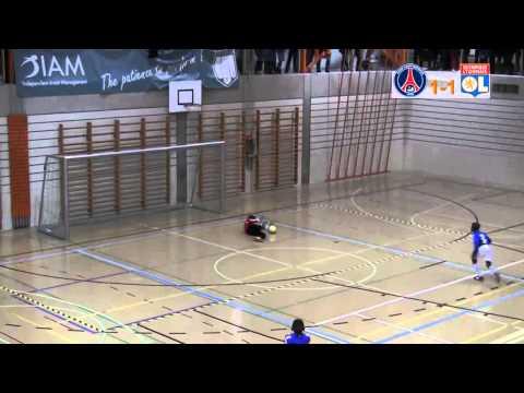 CSI talent Cup U11 2014, Demi-finale PSG- Lyon