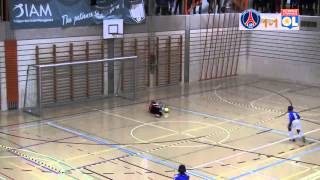 CSI talent Cup U11 2014, Demi-finale PSG- Lyon