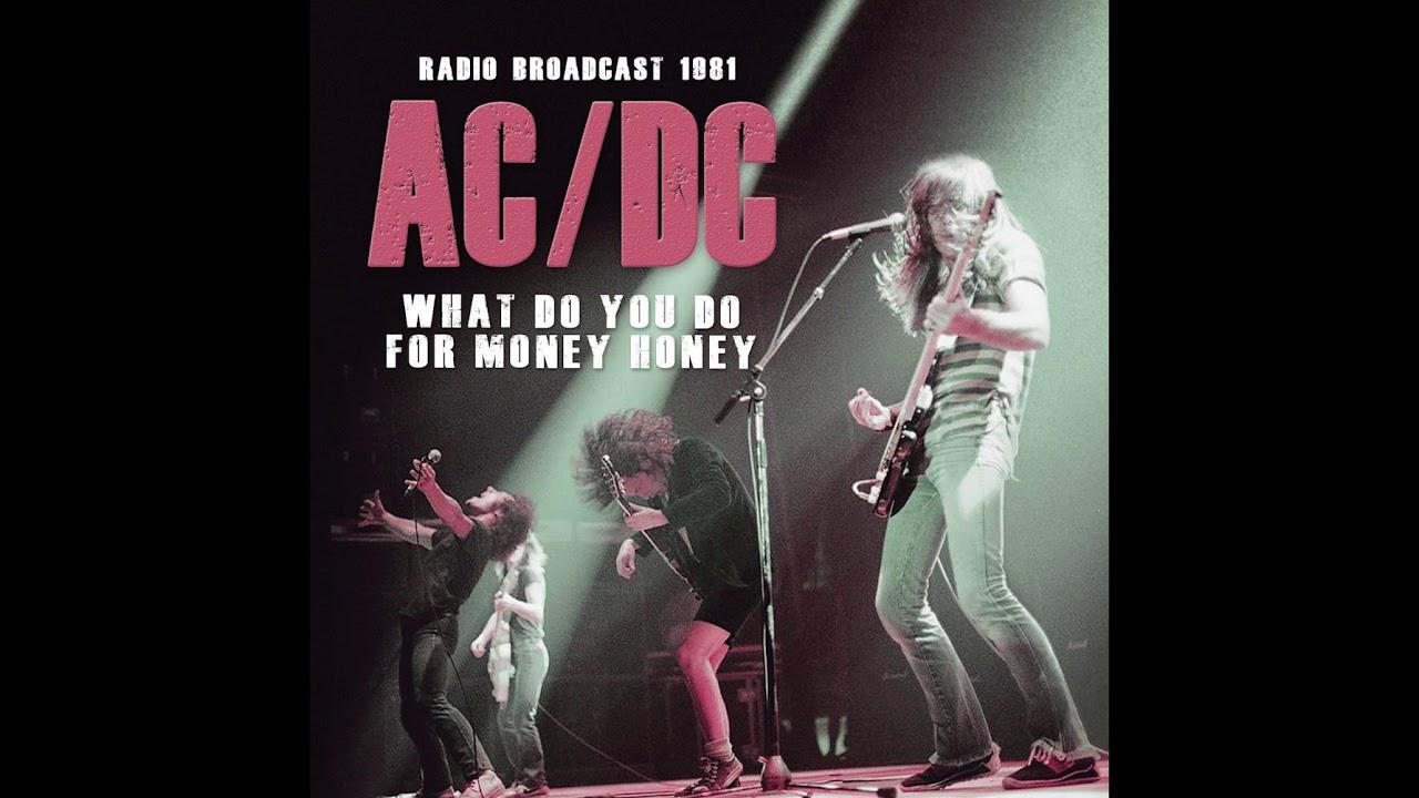 AC/DC, Tokyo 1981, Honey What Do You Do For Money (Live, HQ) - YouTube