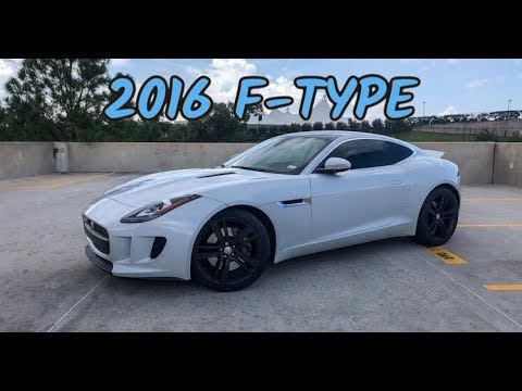 REVIEW: 2016 Jaguar F Type V6 | with 5 months ownership