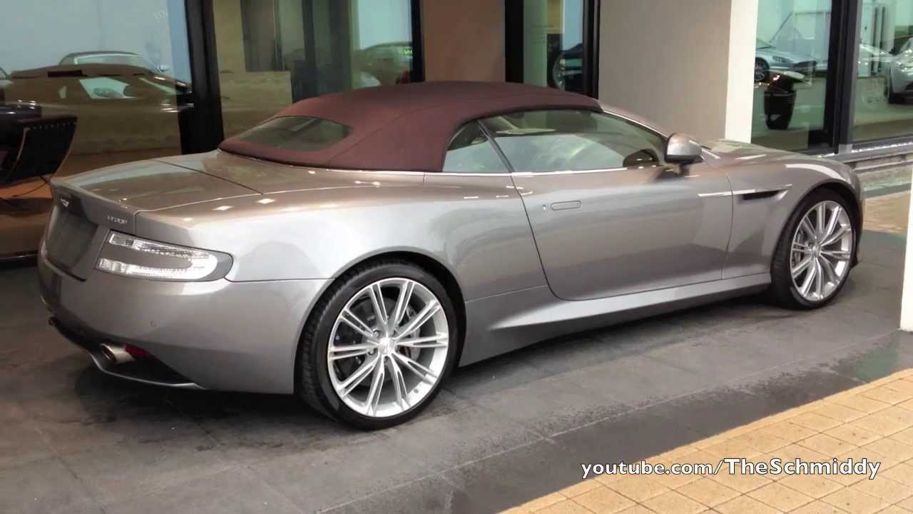TopWorldAuto >> Photos of Aston Martin Virage Vantage ...