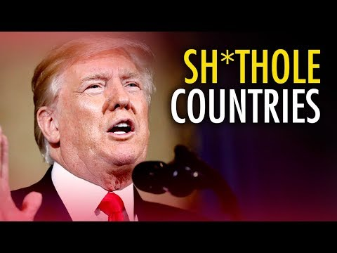 "Ezra Levant: Why Liberals Love Trump's ""Sh*thole Countries"" Comment"
