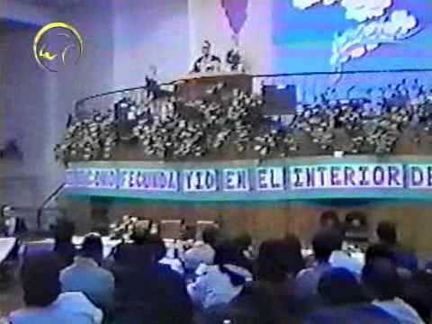 Apóstol Otoniel Ríos Paredes Tema Matrimonios Elim Guatemala 12