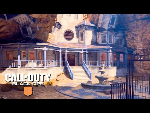 Official Call of Duty: Black Ops 4 — Blackout Map Briefing thumbnail