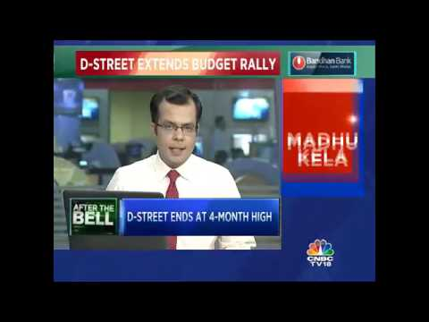 MARKET WRAP: Nifty Closes Above 8,700 Pts In Trade, Sensex Ends At 28,226 Pts – Feb 2, 2017