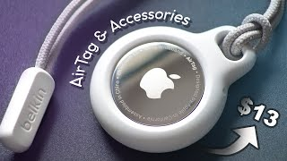 Apple AirTag All Accessories & First Impressions! Worth It?