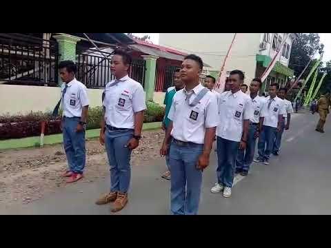 Gerak Jalan Lucu😂 Story WhatsApp WA