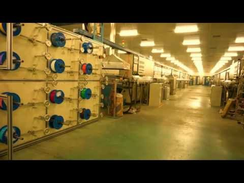optical cable equipment - secondary coating line (Shanghai Weiye)