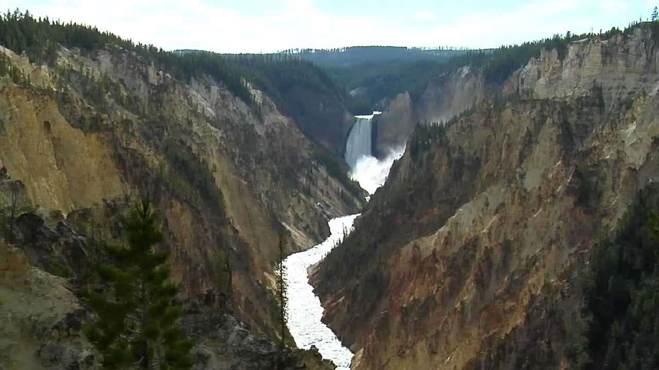 Yellowstone National Park Part 5 Canyon Village To Tower Roosevelt Youtube