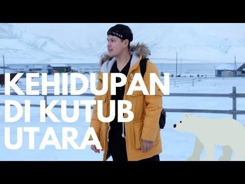 LONGYEARBYEN | Kota Paling Dekat Dari Kutub Utara